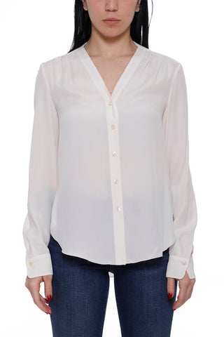 See By Chloé Long-Sleeve Blouse