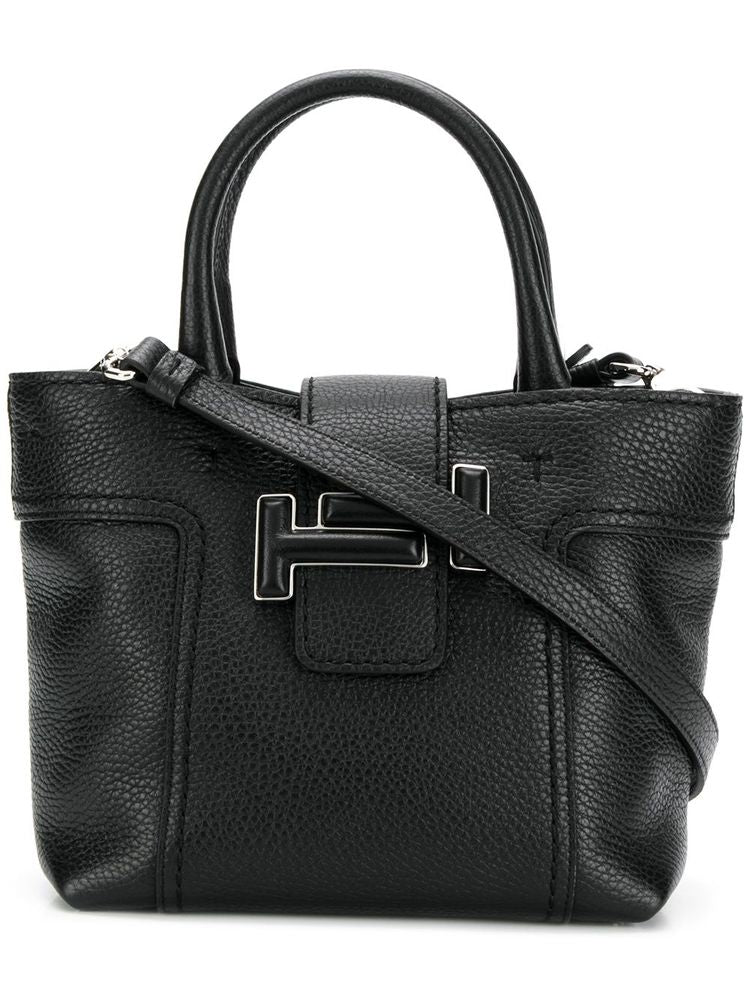 TOD'S TOD'S DOUBLE TOTE BAG
