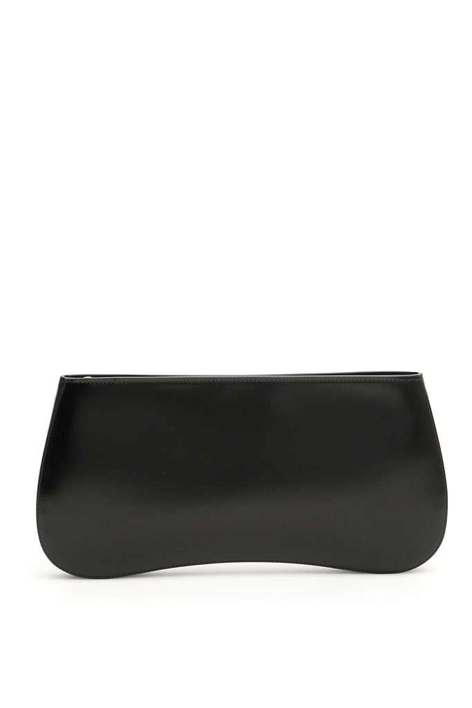 a36f59125002 Prada Brushed Chain Strap Clutch Bag – Cettire