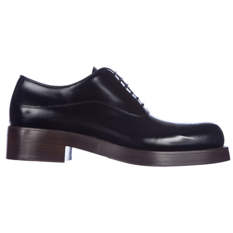 Prada Brogue Lace Up Shoes