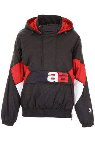 Alexander Wang Logo Detail Windbreaker