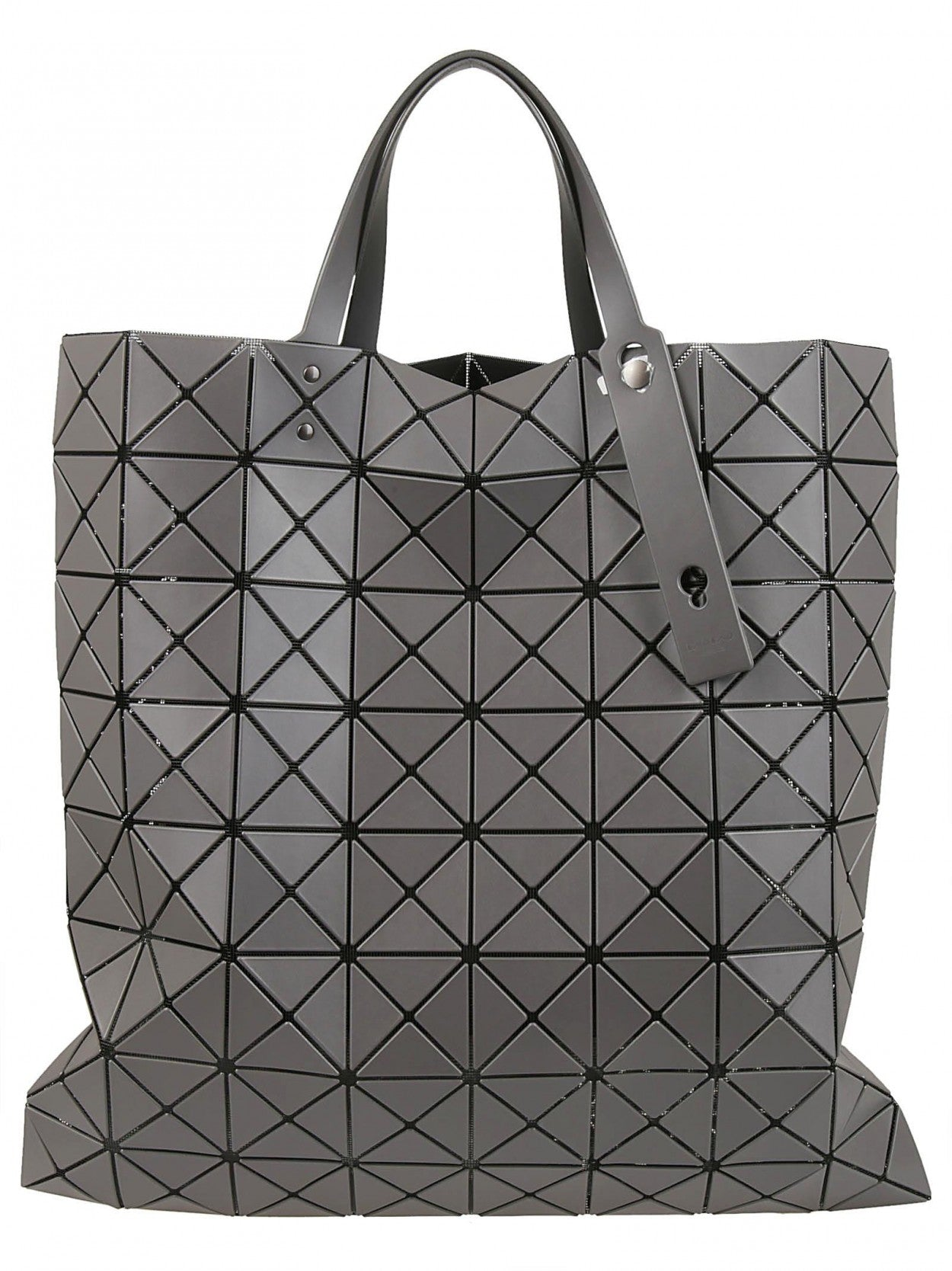 cdad46714bc8 Bao Bao Issey Miyake Lucent Matte Tote In Charchoal