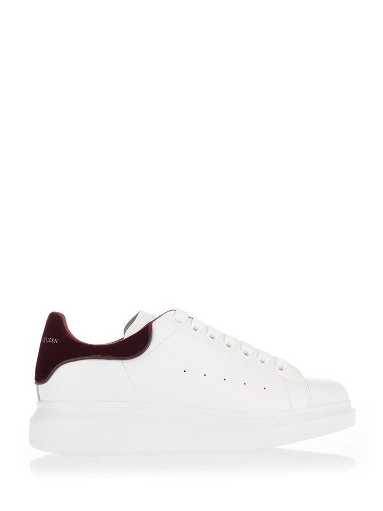 Alexander McQueen Larry Oversized Sole Sneakers