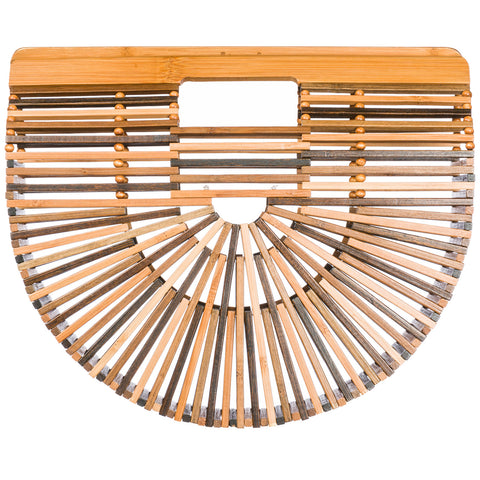 Cult Gaia Small Ark Clutch