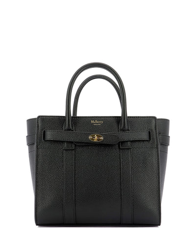 Mulberry Mini Zipped Bayswater Bag