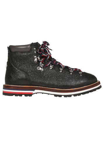 Moncler Signature Tri Colour Lace Boots
