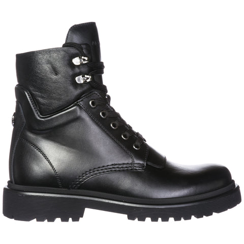 Moncler Patty Lace-Up Boots