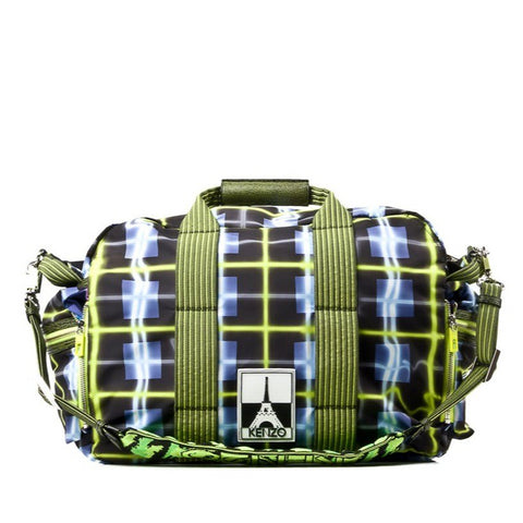 Kenzo Patterened Hold-All Duffle Bag