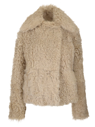 Theory Fur Jacket