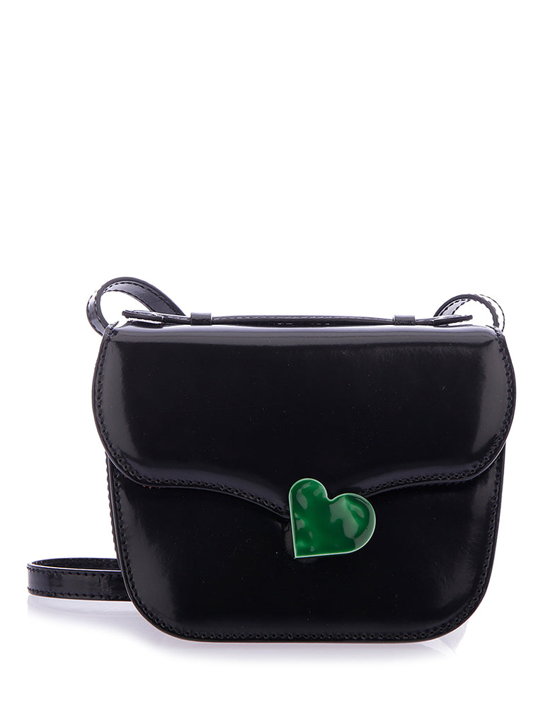drop shipping quality lowest discount Marni Heart Clasp Crossbody Bag