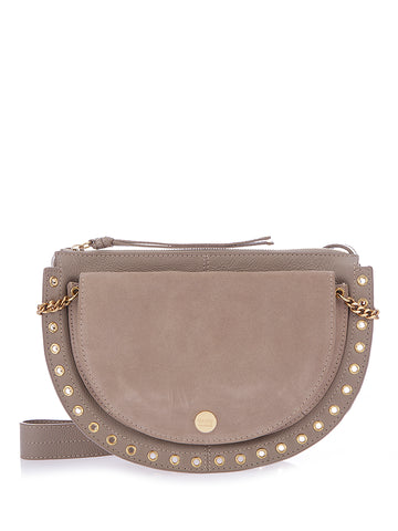 See By Chloé Kriss Eyelet Shoulder Bag
