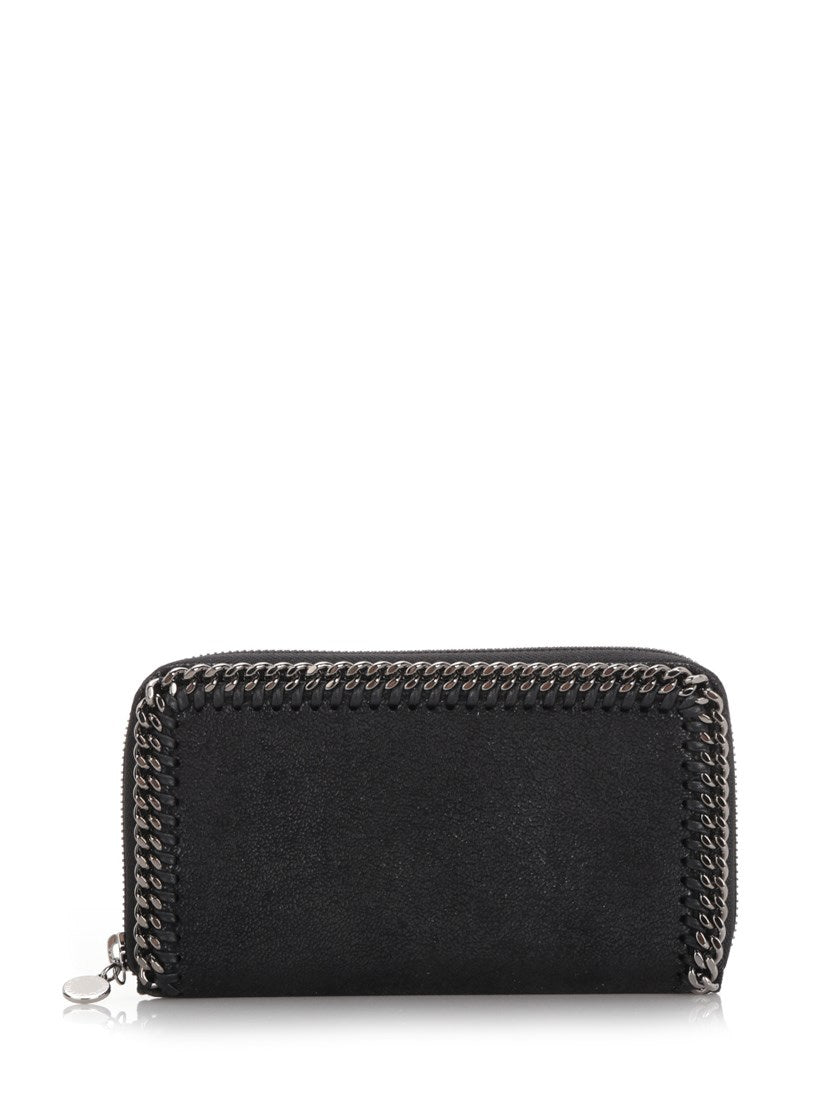 STELLA MCCARTNEY FALABELLA CHAIN TRIM WALLET
