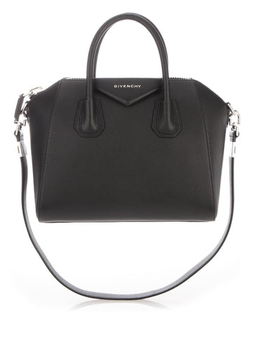 Givenchy Small Antigona Leather Tote Bag