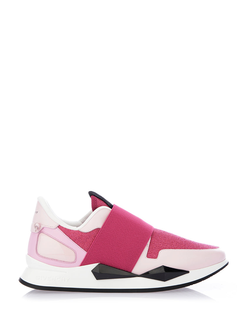 GIVENCHY ELASTIC SLIP ON TRAINERS