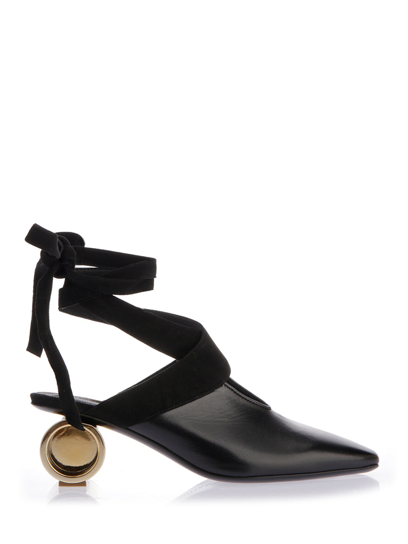 JW ANDERSON ANKLE TIE PUMPS