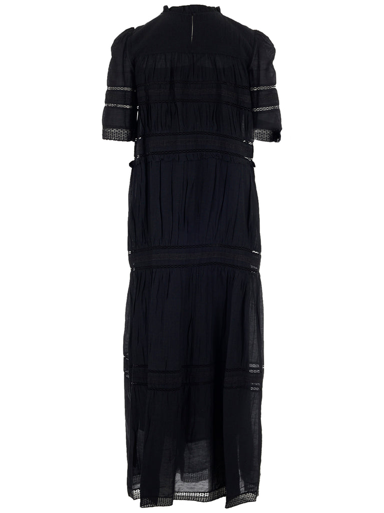 a74f46c17f0 Isabel Marant Étoile Lace Layered Maxi Dress – Cettire