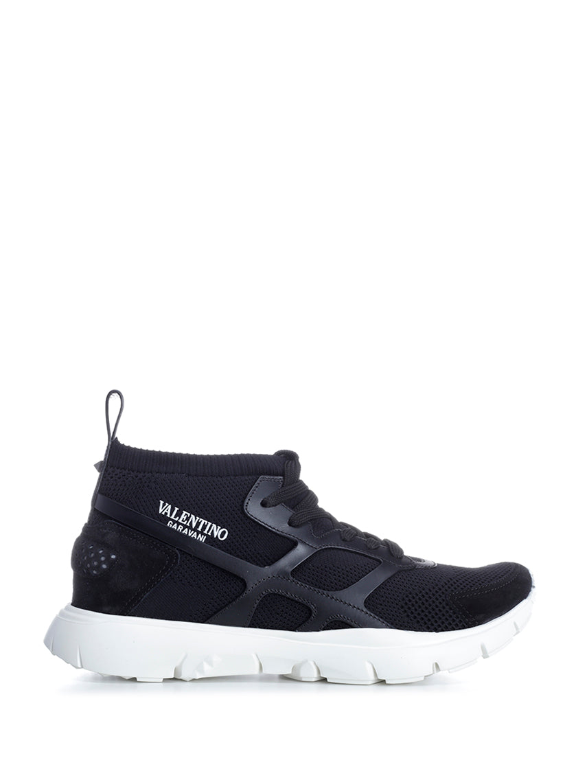 VALENTINO SOUND HIGH SOCK SNEAKERS