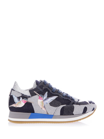 Philippe Model Camouflage Tropez Sneakers