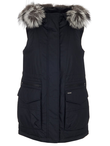 Woolrich Military Long Vest