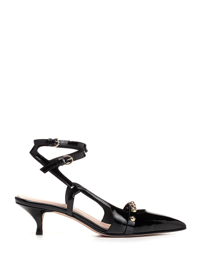718a04532bc Red Valentino Studded Sandals – Cettire
