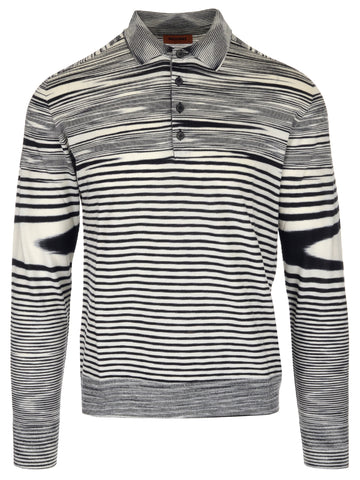 Missoni Striped Long Sleeve Shirt