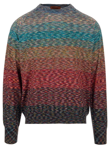 Missoni Ombre Knit Sweater