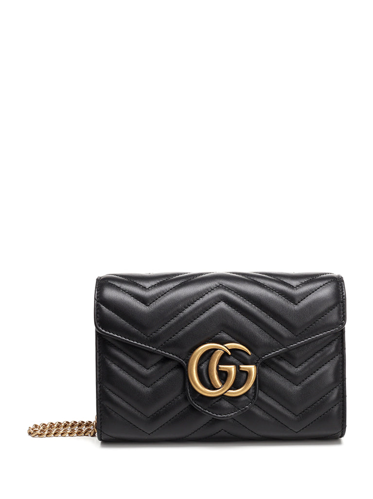 07feb621063 Gucci GG Marmont Mini Shoulder Bag – Cettire