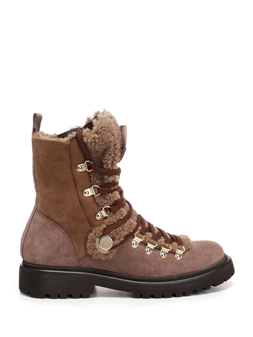 Moncler Boots MONCLER HIKING BOOTS