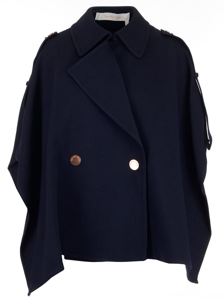 bd10a21597 See By Chloé Cape Coat