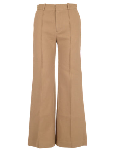 See By Chloé Wide Flared Pants 20D