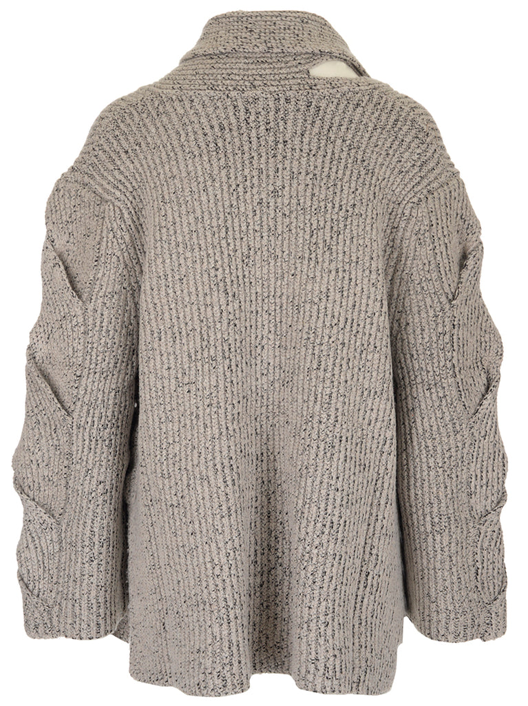 15356dcd See By Chloé Cable Knit Cardigan