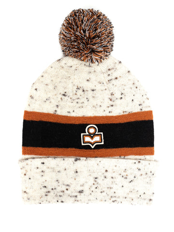 Isabel Marant Pom-Pom Detailed Beanie