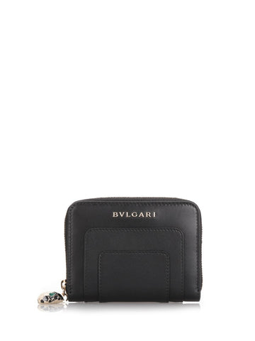 Bulgari Serpenti Forever Zip Wallet