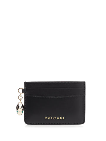 Bulgari Serpenti Forever Card Holder