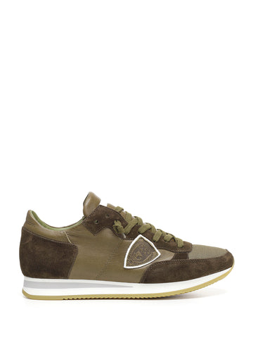 Philippe Model Military Sneakers
