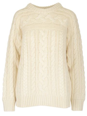 Michael Michael Kors Cable Knitted Jumper