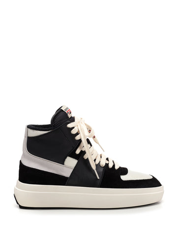 Represent Alpha Mid Top Sneakers