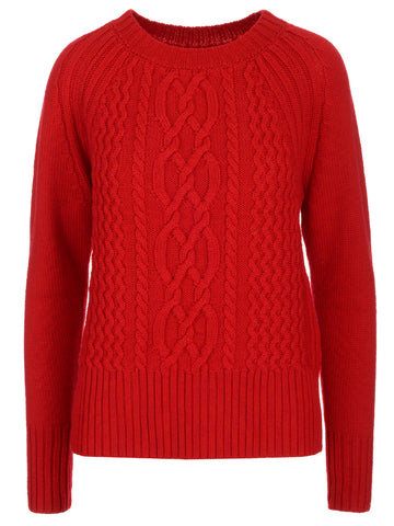 Woolrich Cable Knit Pullover