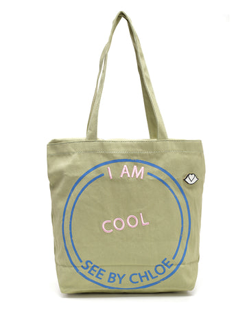 See By Chloé I Am Cool Tote Bag