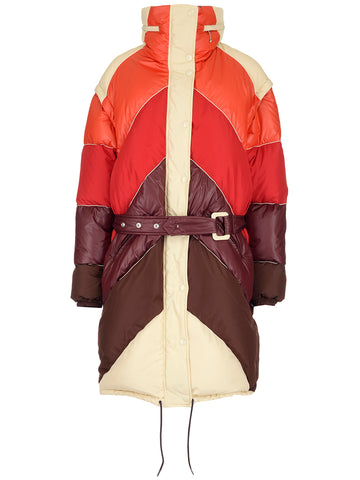 Golden Goose Deluxe Brand Long Padded Coat