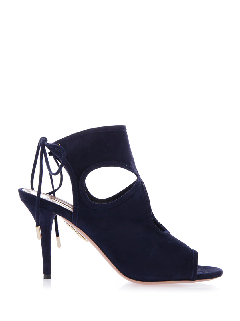 AQUAZZURA SEXY THINK SANDALS