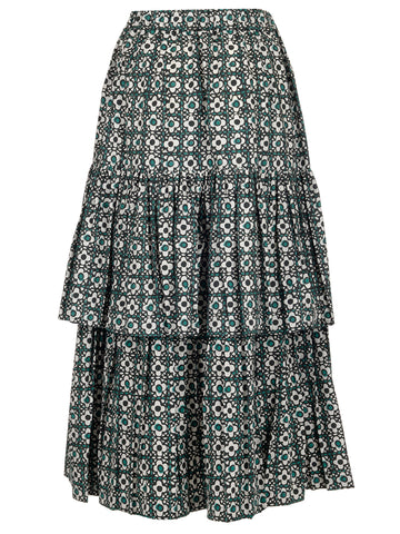 Golden Goose Deluxe Brand Geometric Skirt