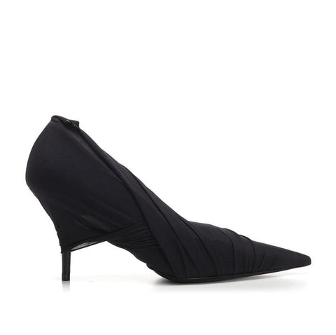 Balenciaga Wrapped Monochrome Pumps