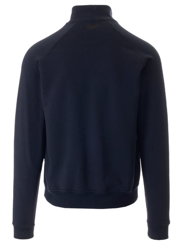 Ermenegildo Zegna Zipped Sweater