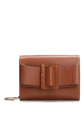 Boyy Buckle Detail Crossbody Bag