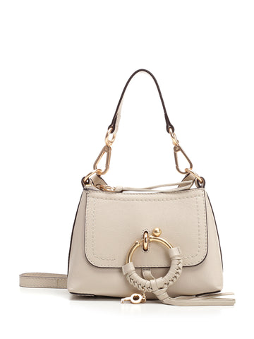 See By Chloé Mini Joan Braided Ring Crossbody Bag