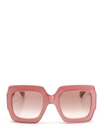 Gucci Square-Frame Sunglasses