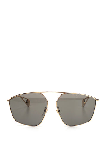 Gucci Eyewear Square-Frame Sunglasses