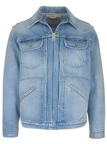 Golden Goose Deluxe Brand Denim Jacket