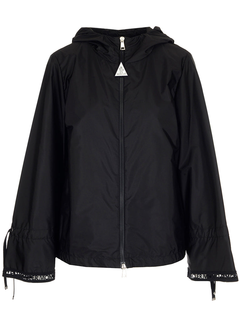 Moncler Zipped Logo Jacket